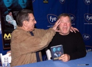 Leonard Nimoy - William Shatner