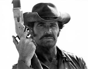 A MAN CALLED SLEDGE, James Garner, 1970