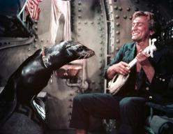 20,000 LEAGUES UNDER THE SEA, Kirk douglas, 1954