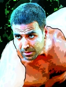 """AKSHAY KUMAR as Sidhu in the action comedy """"Chandni Chowk to China,"""" a Warner Bros. Pictures release. PHOTOGRAPHS TO BE USED SOLELY FOR ADVERTISING, PROMOTION, PUBLICITY OR REVIEWS OF THIS SPECIFIC MOTION PICTURE AND TO REMAIN THE PROPERTY OF THE STUDIO. NOT FOR SALE OR REDISTRIBUTION."""