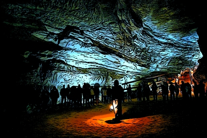 rebel cave