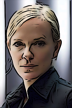 SPOOKS ** Embargoed for publication until 28th October 2008 ** Picture shows: (l-r) HERMIONE NORRIS as Ros Myers, MIRANDA RAISON as Jo Portman. Episode 3 TX: BBC ONE Monday 3rd November 2008