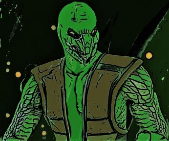 Reptile Klassic Skin MKX